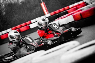 Daytona Junior & Bambino Karting Sandown Park