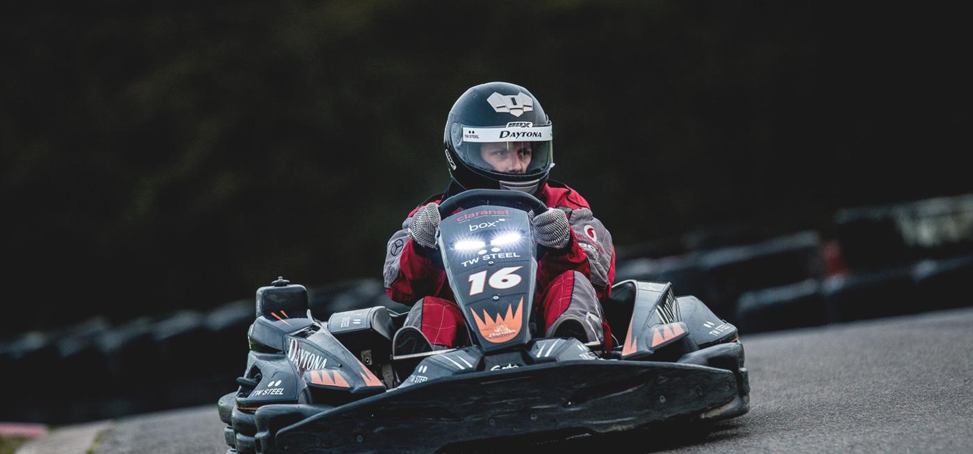 Junior & Bambino Karting