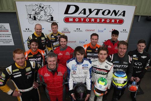 Daytona Tamworth Launch Race Night