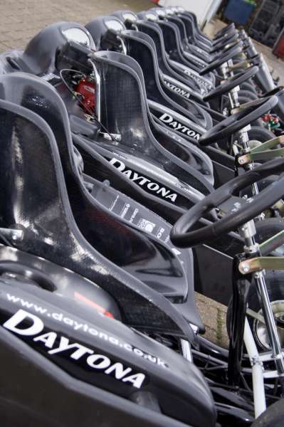 Daytona Milton Keynes
