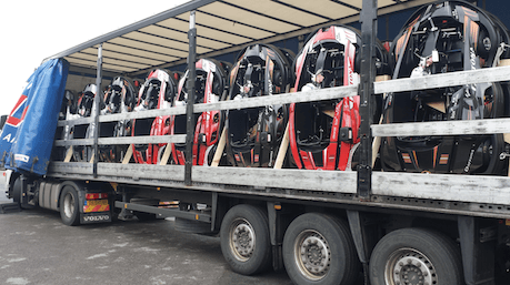 Daytona Tamworth Takes Delivery Of Karts