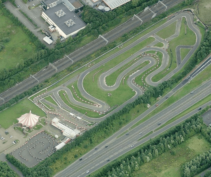 Tamworth Go Karting >> Milton Keynes - Karting at Daytona : Karting at Daytona