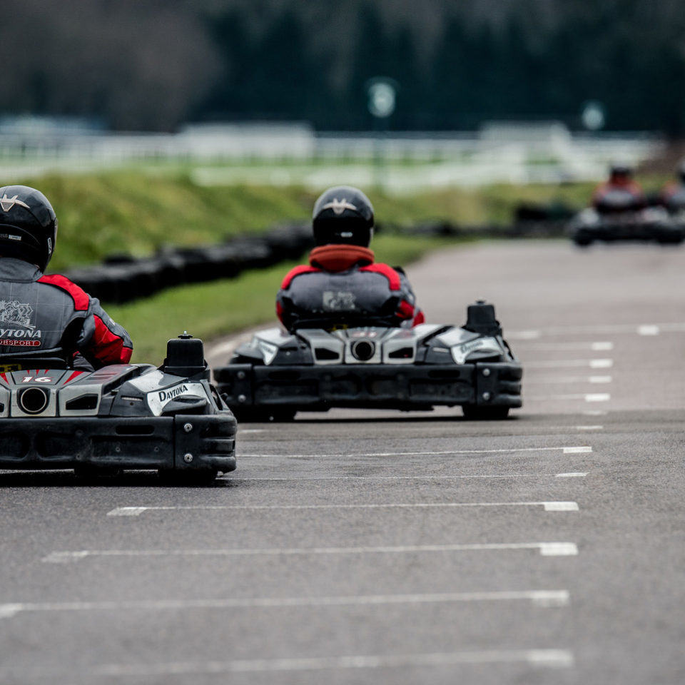 sandown park karting at daytona karting at daytona Carto Moon metre training circuit perfectly suited for bambino graduates cadet and junior parties featuring open flowing curves as well as tight hairpins