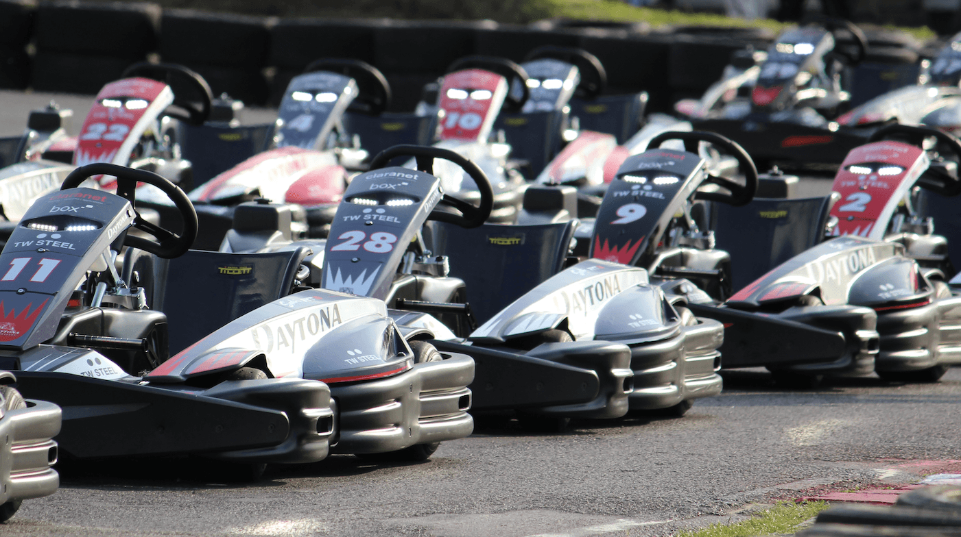 Tamworth Go Karting >> Karting at Daytona – the UK's Premier Karting Venues with ...