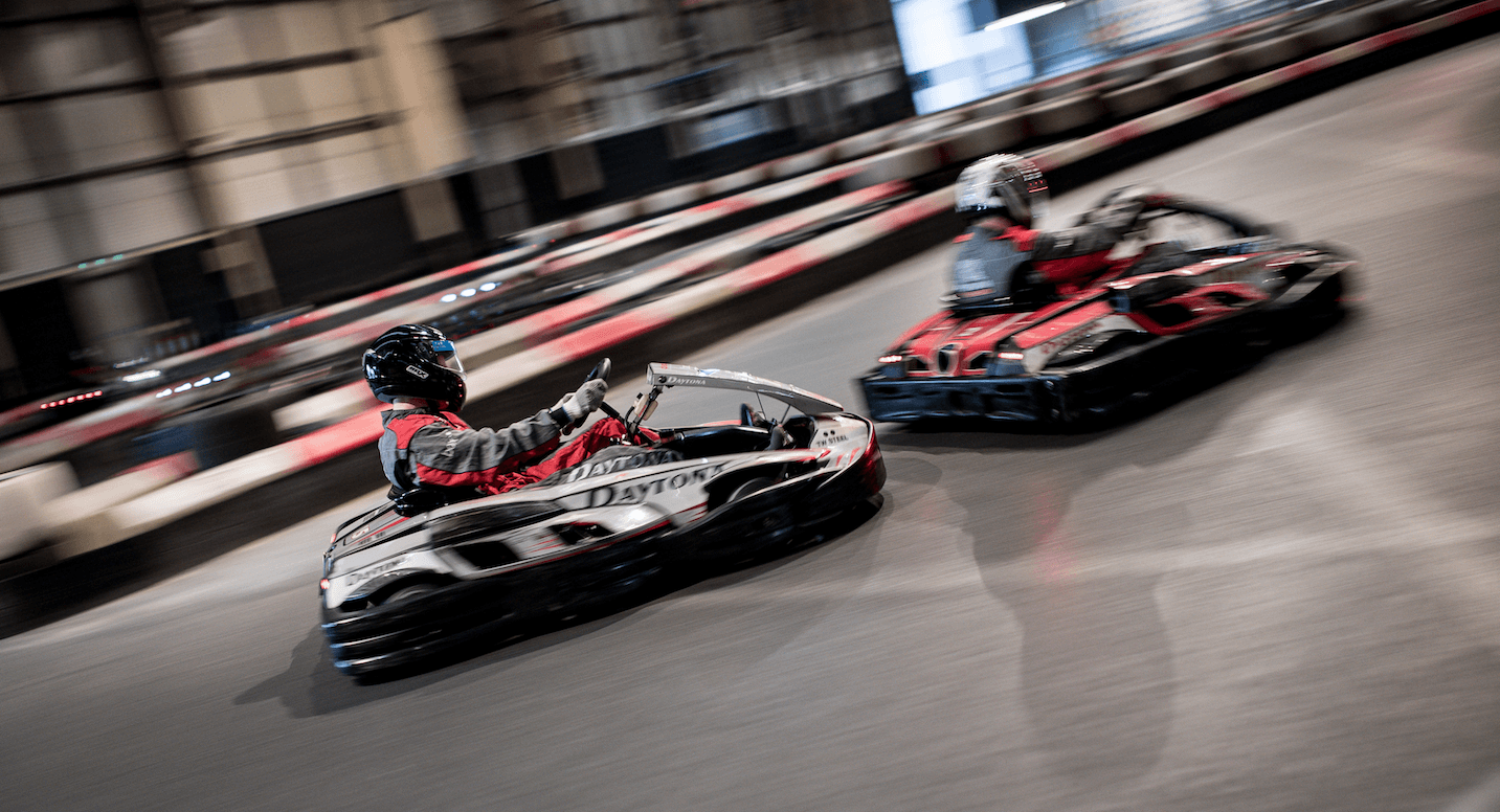 Daytona Manchester Racing League Launches