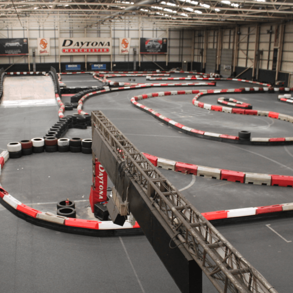 Tamworth Go Karting >> Manchester - Karting at Daytona : Karting at Daytona