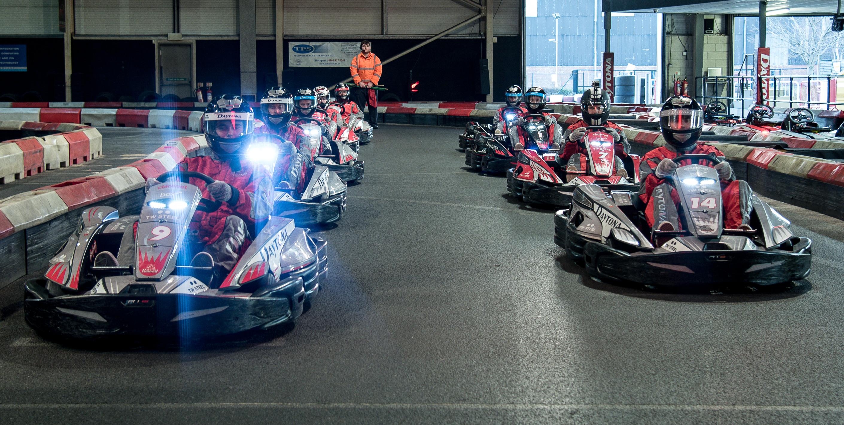 Tamworth Go Karting >> Daytona Manchester InKart is GO - Karting at Daytona : Karting at Daytona