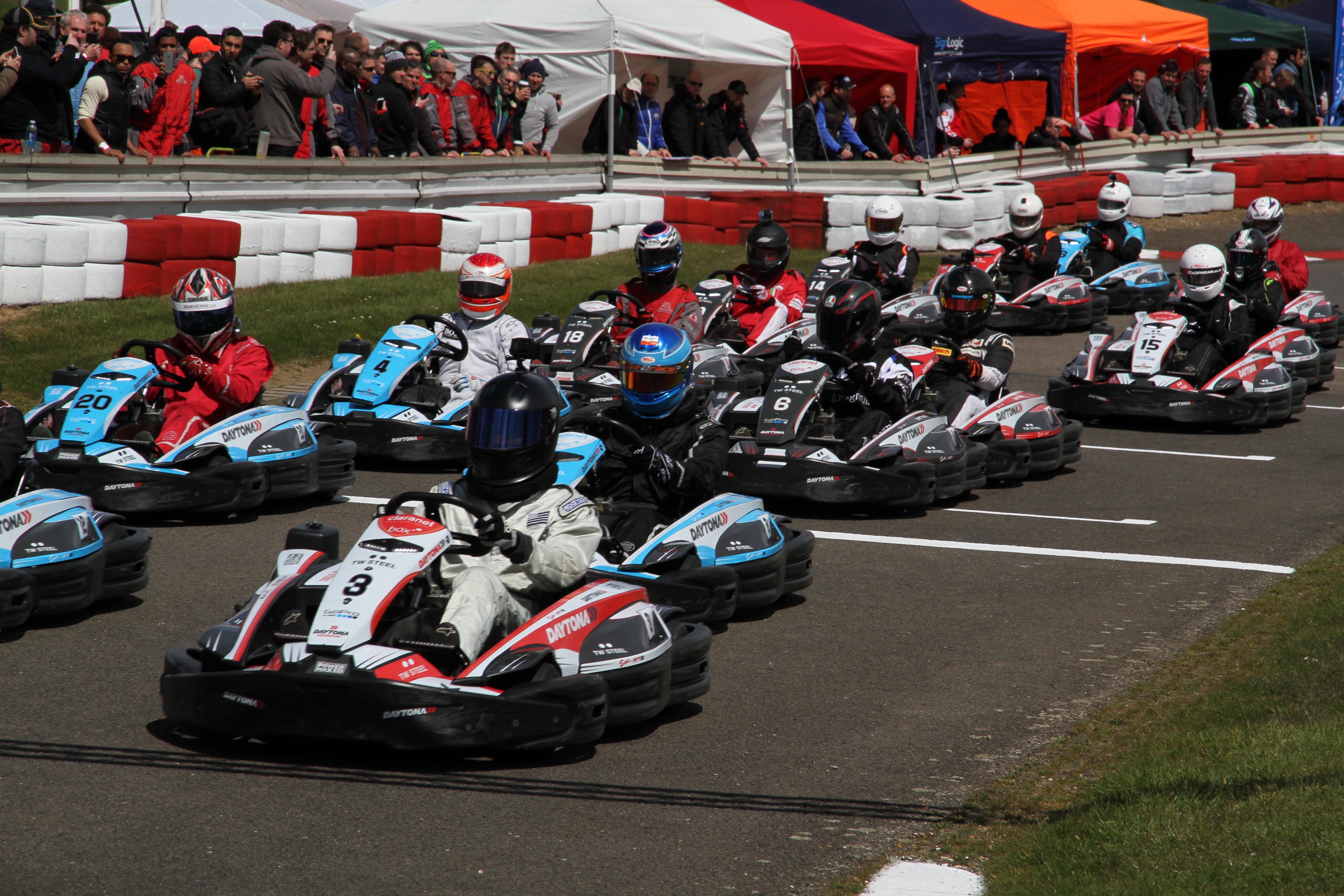 The Daytona Motor Trader Challenge
