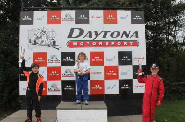 Daytona MK InKart September Podiums