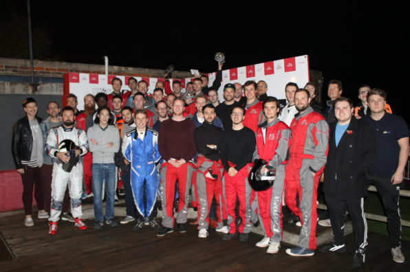 Daytona Business Team Challenge – Watch This Space
