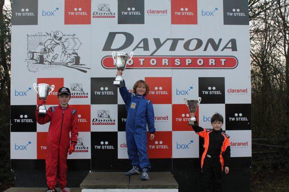 Daytona MK InKart Festival Celebrates 2016 Successes