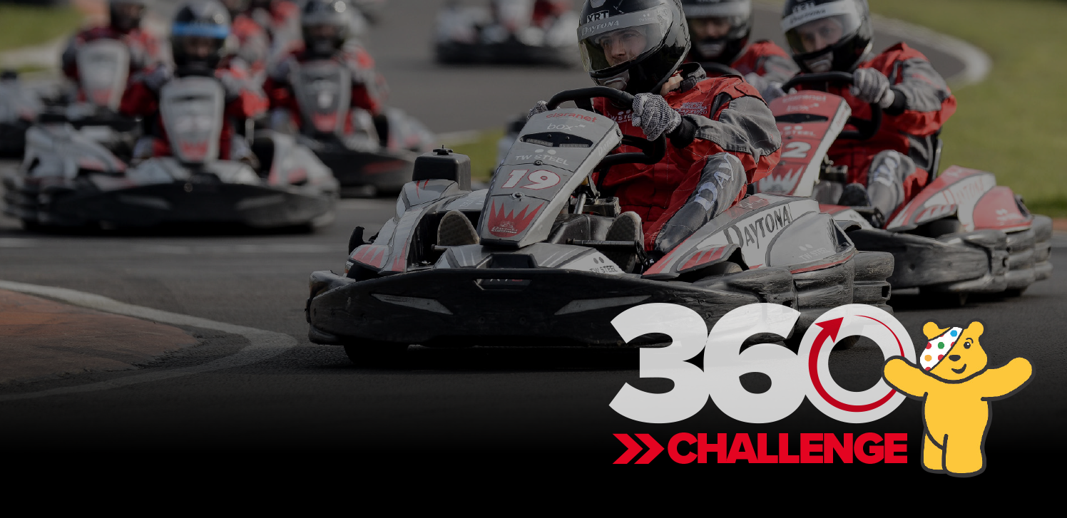 Tamworth Go Karting >> Daytona 360 Challenge For Children In Need - Karting at ...