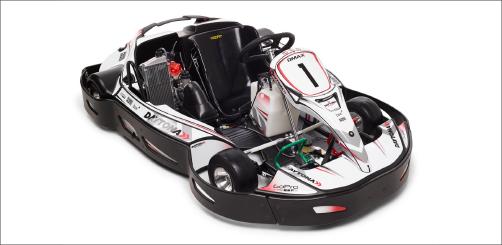Tech Blog - Karting at Daytona : Karting at Daytona