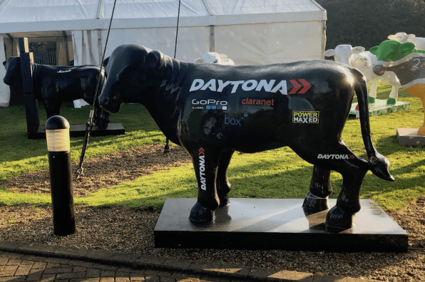 Daytona hosts the HerdABOUTMK Raceday