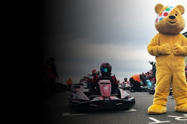 DAYTONA 360 CHALLENGE IN AID OF CHILDREN IN NEED
