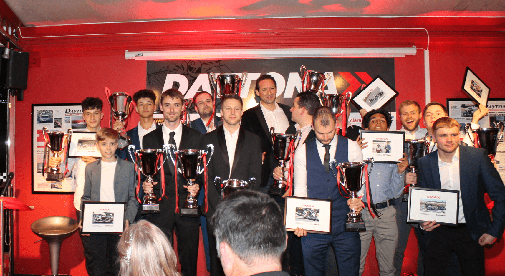 DAYTONA MK HOSTS DMAX AWARDS NIGHT