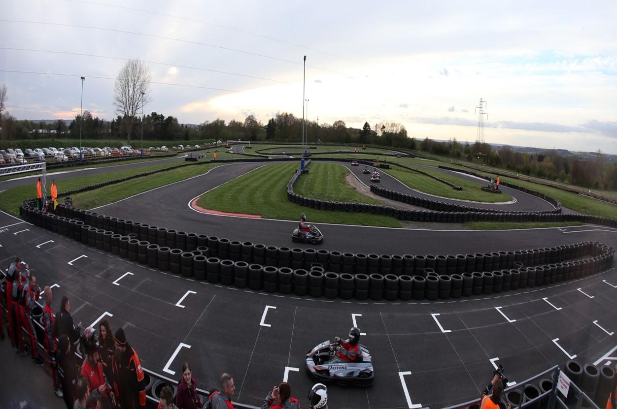 Go-Karting in Birmingham