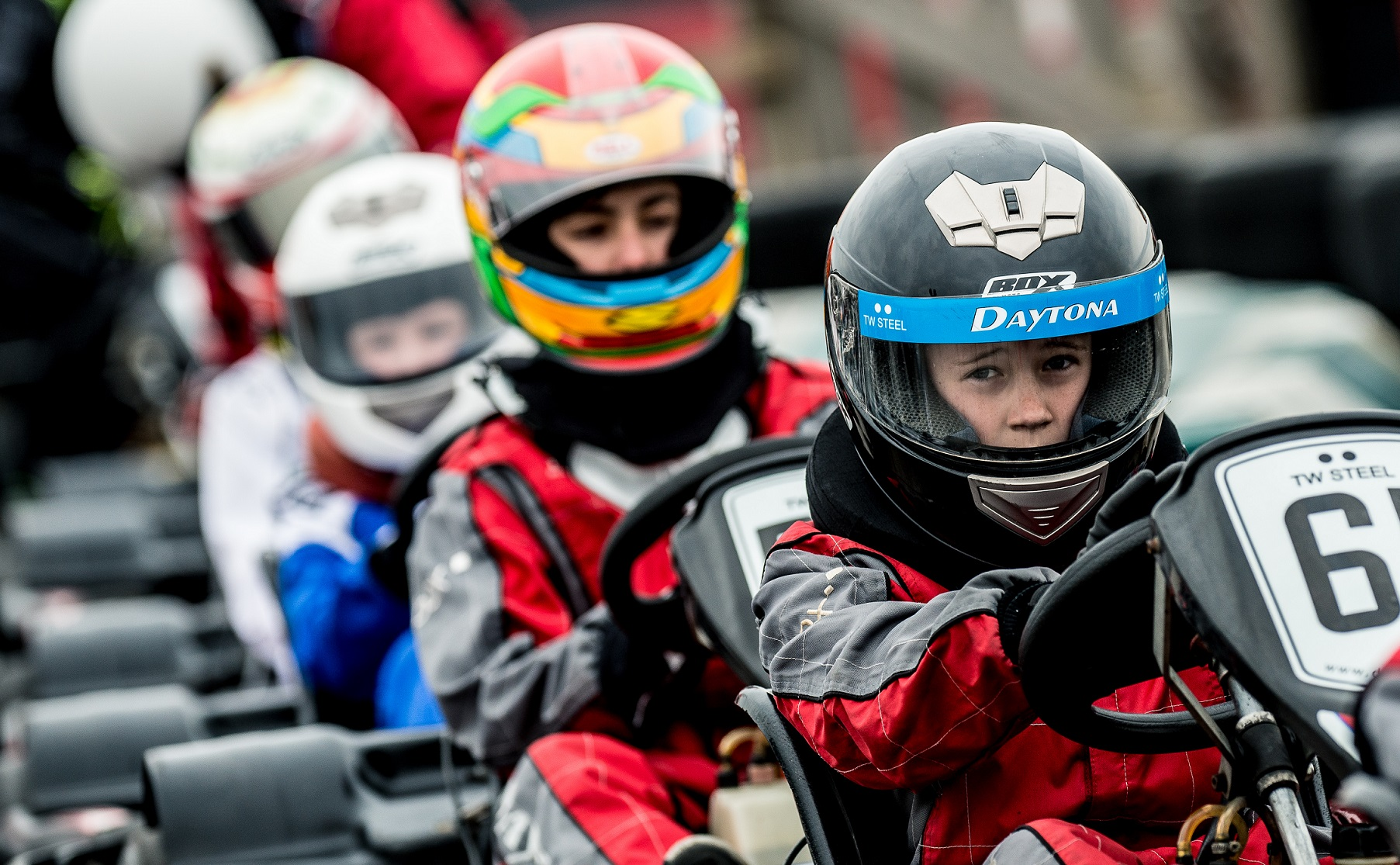 Junior & Bambino Karting