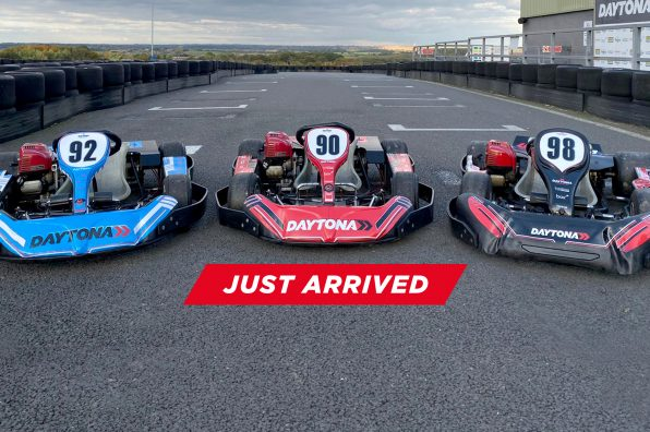 Bambino Go-Karts at Daytona Tamworth