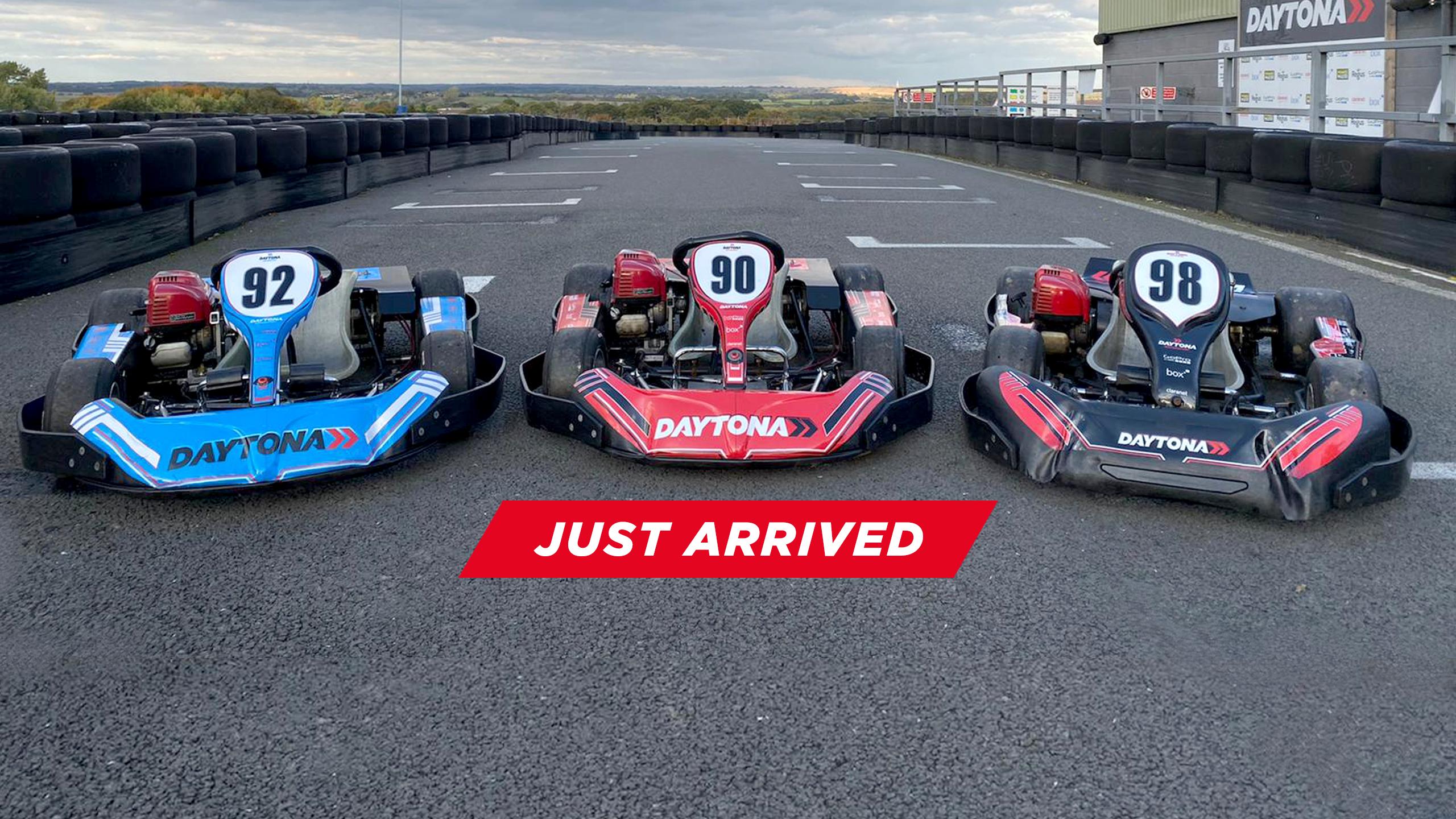 Bambino Go-Karts at Daytona Tamworth