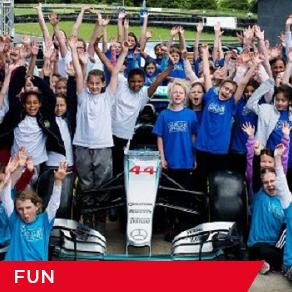 School away days at Daytona Go-Karting venues
