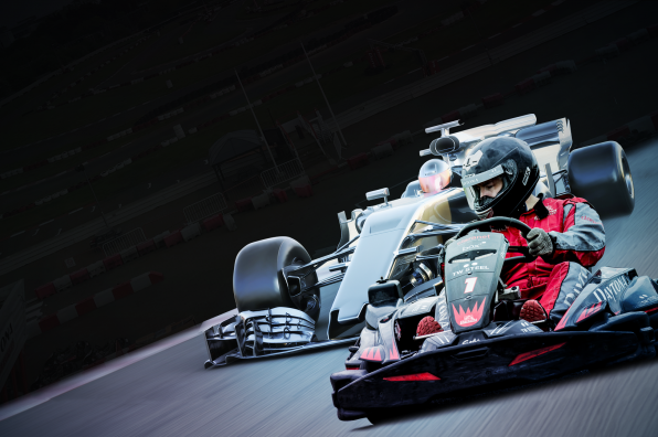 AUGUST PROMOTION | CAN YOU BEAT A FORMULA 1 DRIVER?