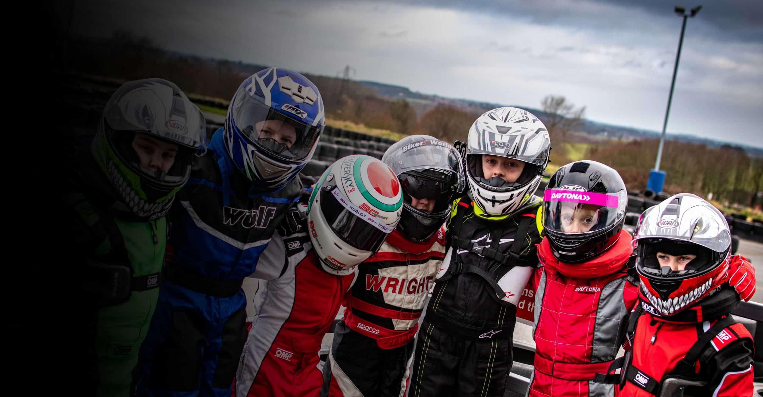RACESCHOOL GO-KARTING TUITION