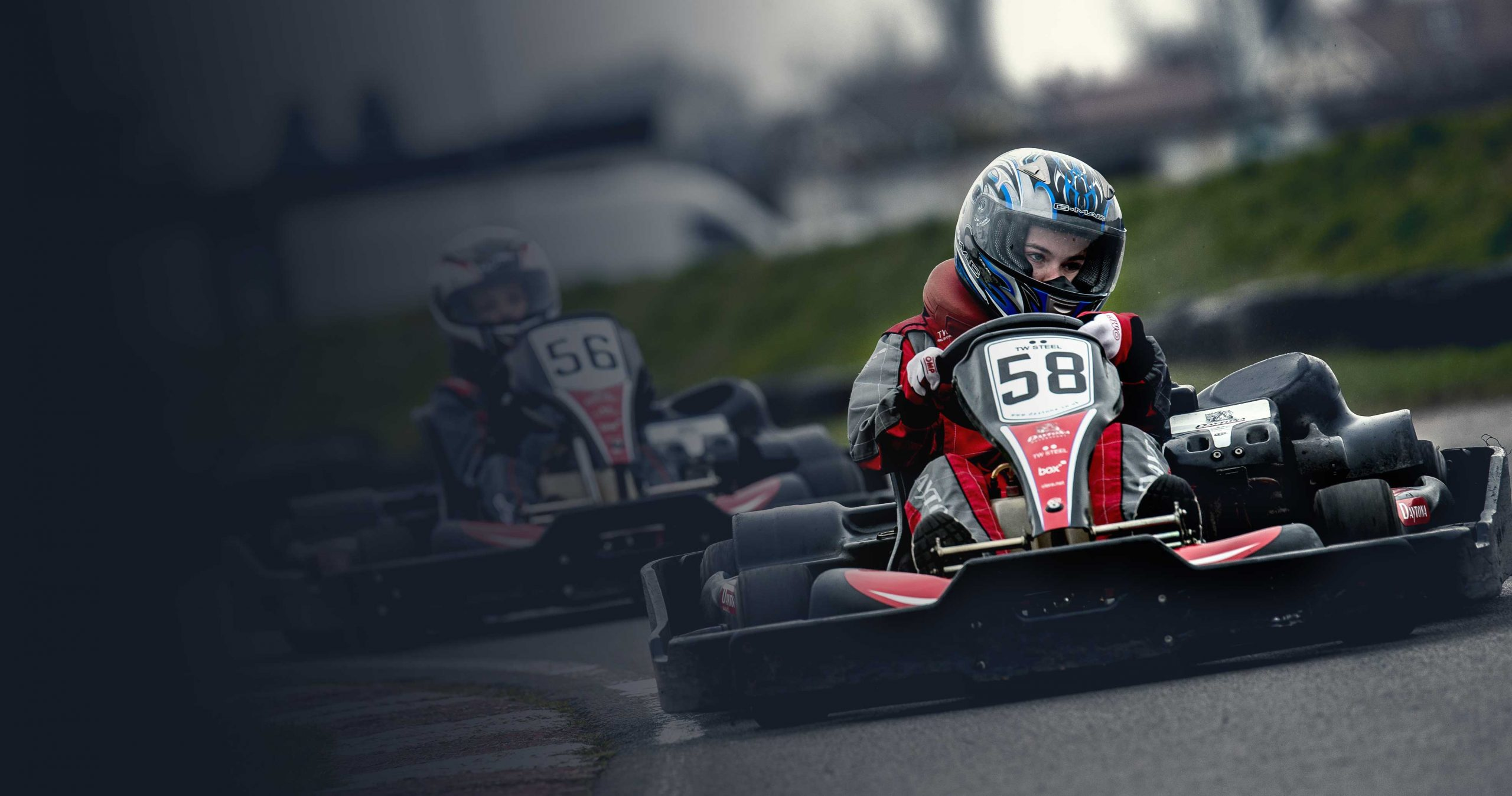 Masterclass Go-Karting Tuition