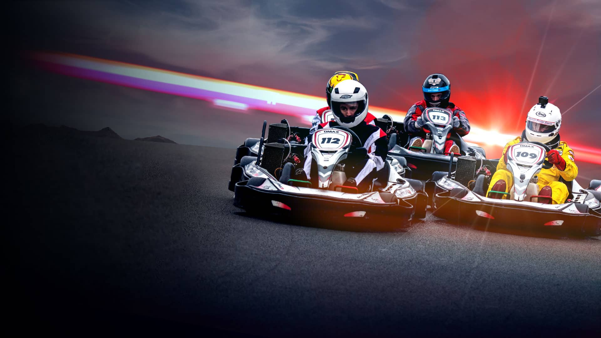 DMAX GT50 CHAMPIONSHIPS