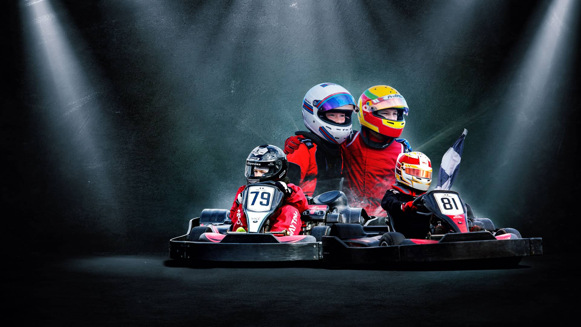Fast track their racing career with Daytona